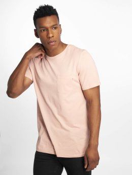 Jack & Jones T-Shirt jjePocket rosa