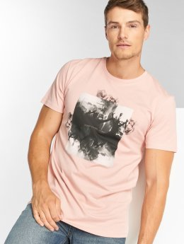 Jack & Jones T-Shirt jorChillen rose
