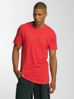 Jack & Jones T-Shirt pcoCompact rot