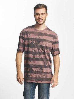 Jack & Jones T-Shirt jorNumbat rouge