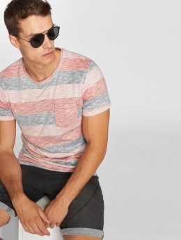 Jack & Jones T-Shirt jorStanly rouge