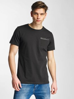 Jack & Jones T-Shirt jcoLinus schwarz