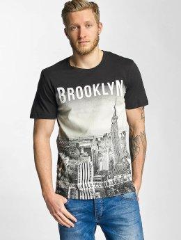 Jack & Jones T-Shirt jjorBolt schwarz
