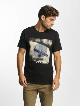 Jack & Jones T-Shirt jcoMarker schwarz