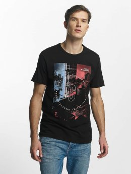 Jack & Jones T-Shirt jcoBeat schwarz
