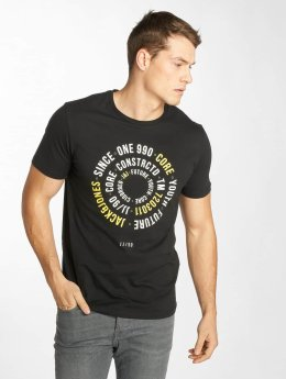 Jack & Jones T-Shirt jcoBooster schwarz