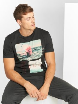 Jack & Jones T-Shirt jorChillen schwarz