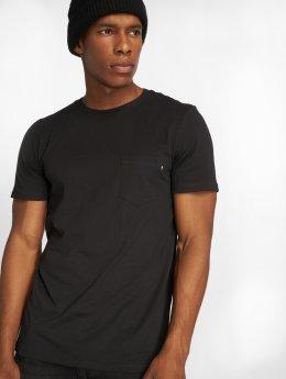 Jack & Jones T-Shirt jjePocket schwarz
