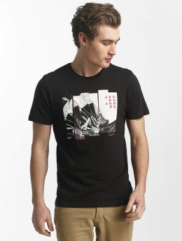 Jack & Jones T-Shirt jcoHunter schwarz