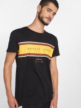 Jack & Jones T-Shirt Jorshakedown schwarz