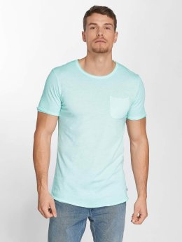Jack & Jones T-Shirt jorJack Crew Neck turquoise