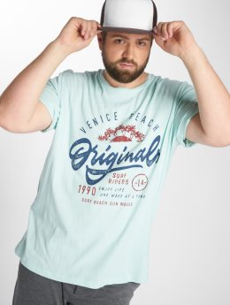Jack & Jones T-Shirt jorBoby turquoise