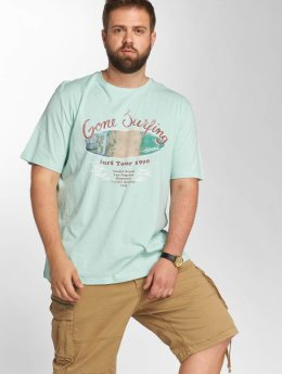 Jack & Jones T-Shirt jorPleo turquoise
