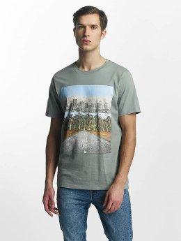 Jack & Jones jorHalf T-Shirt Chinois Green