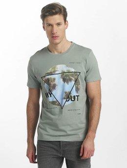 Jack & Jones T-Shirt jorstane vert