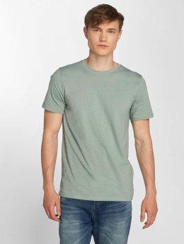 Jack & Jones jjePlain T-Shirt Chinois Green