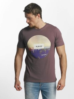 Jack & Jones T-Shirt jorWaterr violet