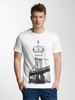 Jack & Jones T-Shirt jjorGalion weiß