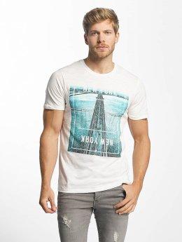 Jack & Jones jorCash T-Shirt Bridge Cloud Dancer