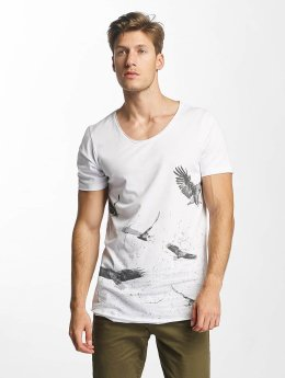 Jack & Jones T-Shirt jorThe Bird weiß