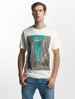 Jack & Jones T-Shirt jorHalf weiß