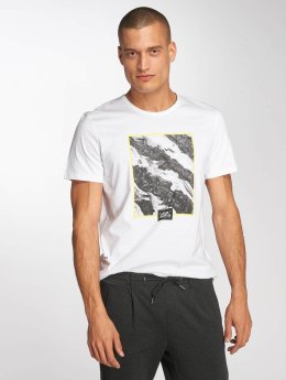 Jack & Jones T-Shirt jcoTrend Photo weiß