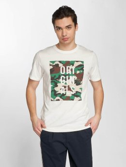 Jack & Jones T-Shirt jorEnzo  weiß