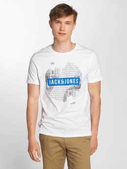 Jack & Jones T-Shirt jcoFire weiß