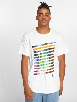 Jack & Jones T-Shirt jcoPhil-Burke weiß