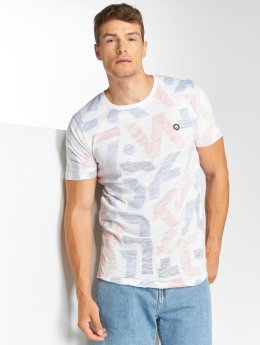 Jack & Jones T-Shirt jcoLet weiß