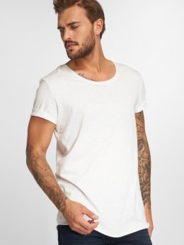 Jack & Jones T-Shirt jjeBas weiß