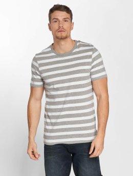 Jack & Jones T-Shirt jjeStripe weiß