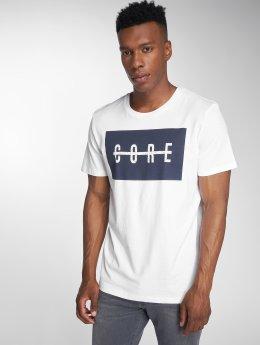 Jack & Jones T-Shirt jcoAlexis weiß