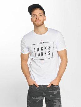 Jack & Jones T-Shirt jcoYouth weiß