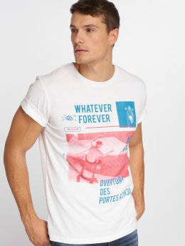 Jack & Jones T-Shirt Jormisty weiß