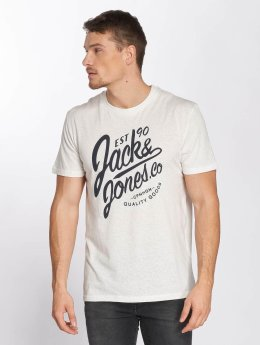 Jack & Jones T-Shirt jorBreezes white