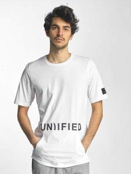 Jack & Jones t-shirt jcoFanatic wit