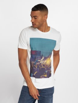 Jack & Jones t-shirt jorPopeye wit