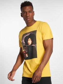 Jack & Jones T-Shirt Jorrumble yellow