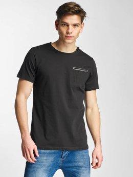 Jack & Jones t-shirt jcoLinus zwart