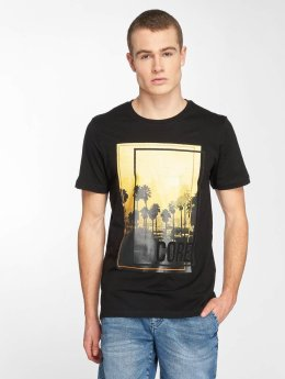 Jack & Jones t-shirt jcoWalcott zwart
