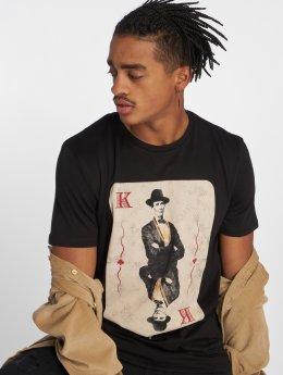 Jack & Jones T-Shirty Jorrumble czarny