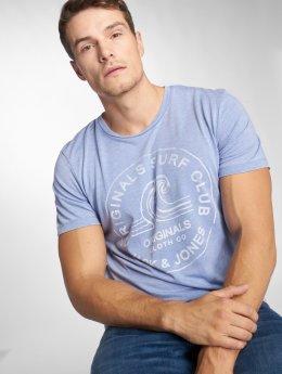 Jack & Jones T-Shirty jorHero niebieski