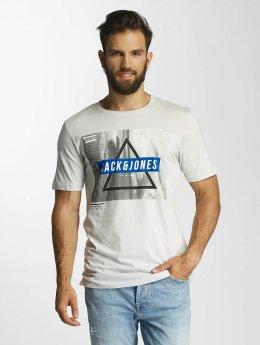 Jack & Jones T-skjorter jcoMango Fire beige