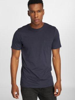 Jack & Jones T-skjorter jjePocket blå