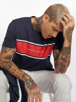 Jack & Jones T-skjorter Jorshakedown blå