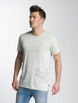 Jack & Jones T-skjorter jorCove grå