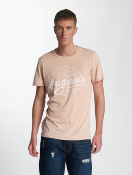 Jack & Jones T-skjorter jorHero oransje