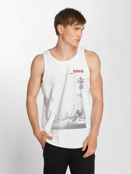 Jack & Jones Tank Tops jcoBurg white