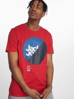 Jack & Jones Tričká jcoLogan èervená